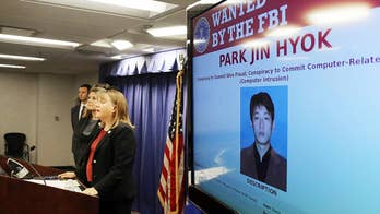 The unsealed criminal complaint charges a 34-year-old North Korean computer programmer with 2014 Sony attack; chief intelligence correspondent Catherine Herridge reports.