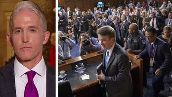 Judge Brett Kavanaugh is grilled on the Robert Mueller investigation during Supreme Court confirmation hearing; Rep. Trey Gowdy weighs in on 'The Story with Martha MacCallum.'