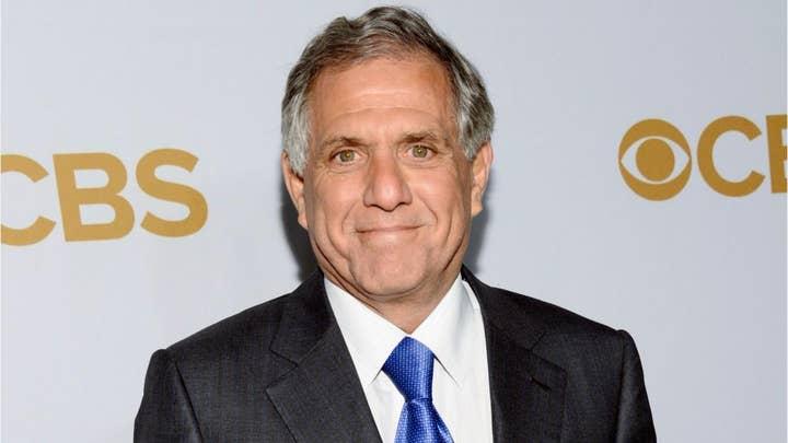 CBS's CEO Les Moonves negotiates exit