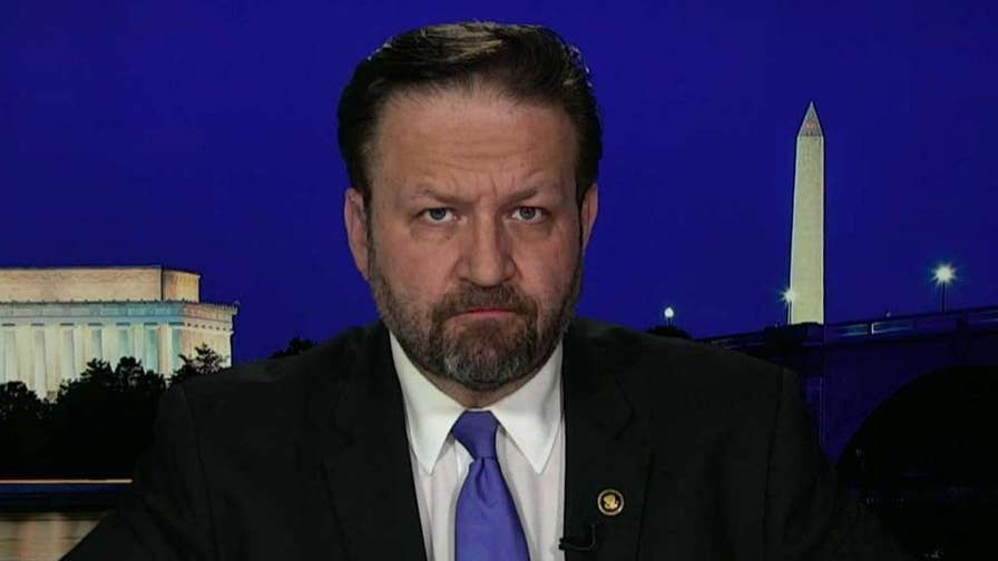 New York Times publishes op-ed by anonymous member of the Trump administration who claims to be part of the 'resistance'; Sebastian Gorka and Gina Loudon react on 'Hannity.'