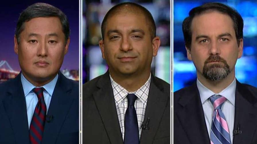 'Fox News @ Night with Shannon Bream' panel weighs in.