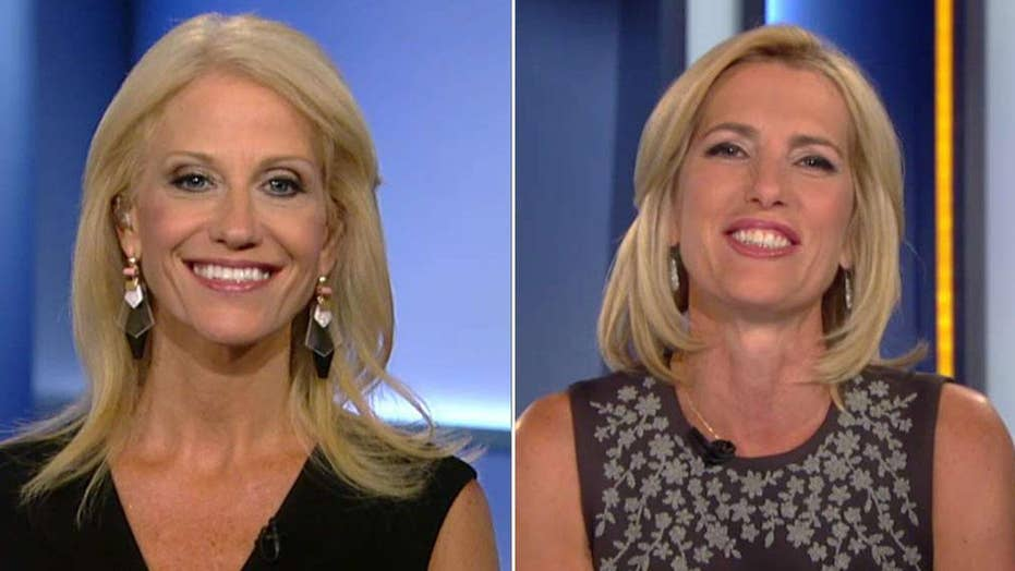 Kellyanne Conway reacts to anonymous 'resistance' NYT op-ed