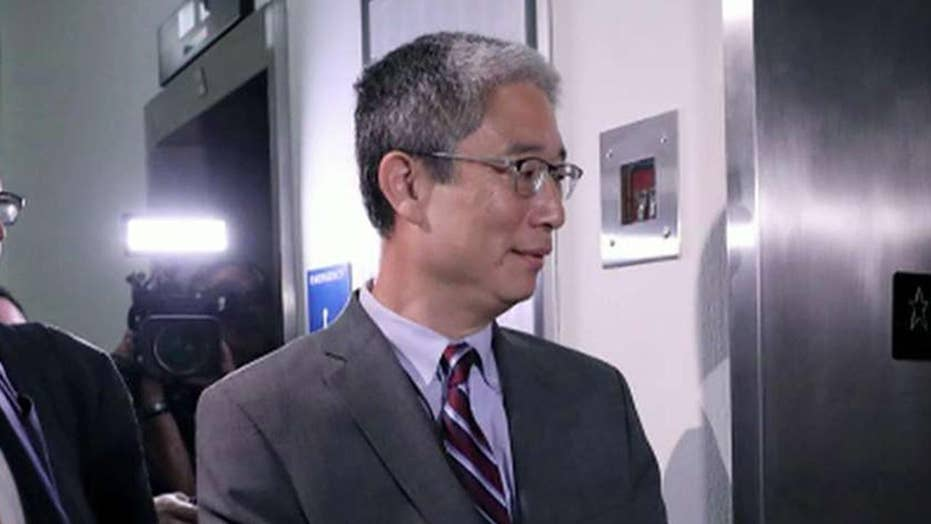 Why hasn't Robert Mueller questioned Bruce Ohr yet?