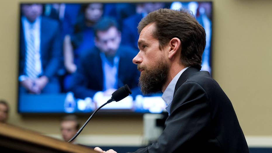 Twitter and Facebook executives grilled on Capitol Hill