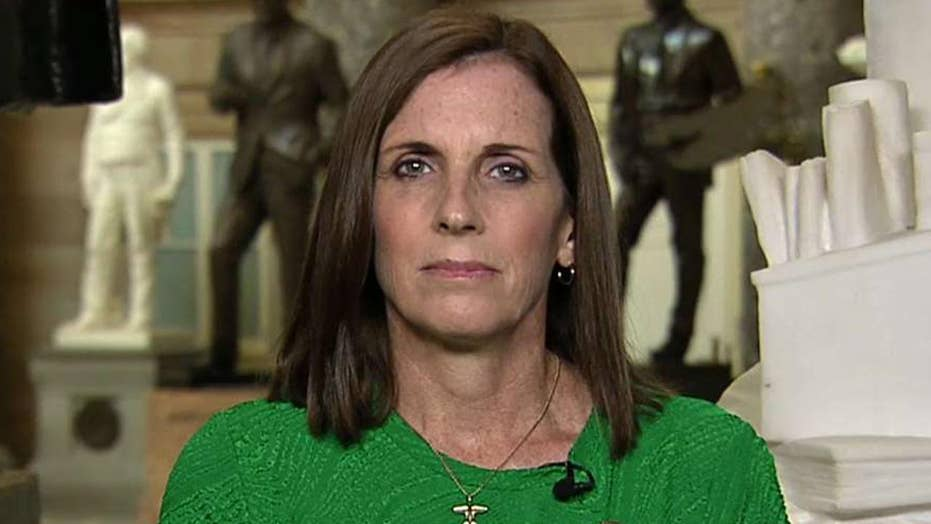 McSally: Democrats are playing politics with border security
