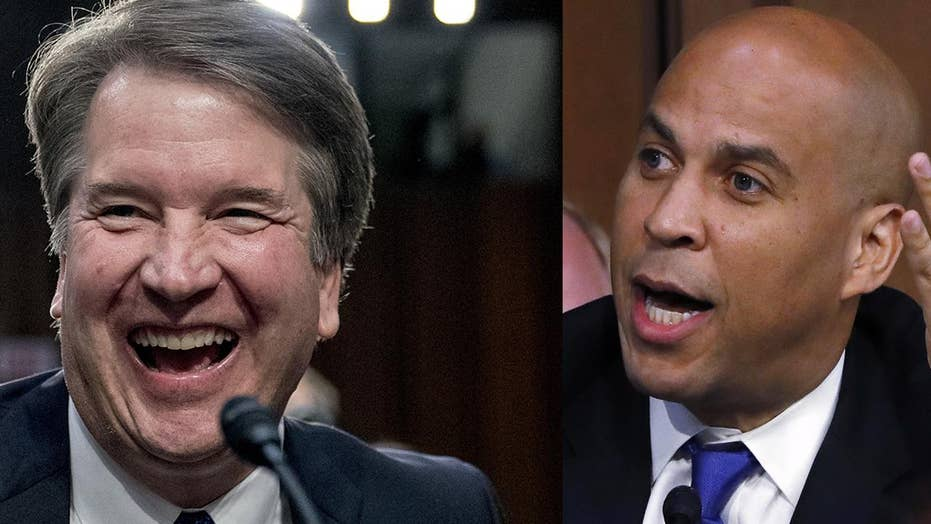 Kavanaugh hearings: Why Cory Booker tells GOP to 'Bring it'
