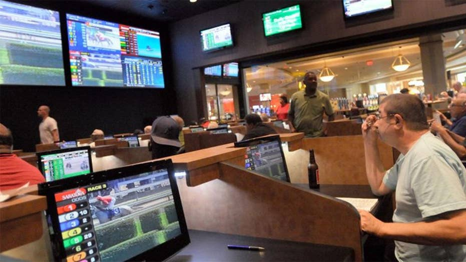 Federal push for nationwide sports betting law up for debate
