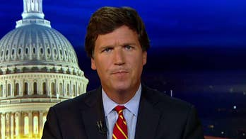 Tucker: John Kerry's right. There is a constitutional crisis, but not for the reasons he thinks. The anonymous White House official who wrote the anti-Trump NY Times op-ed is subverting the president's agenda and is therefore subverting the Constitution. #Tucker