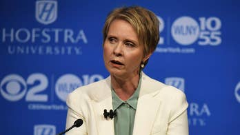 Far-left New York gubernatorial candidate Cynthia Nixon wants to pass single-payer health care then figure out how to fund it.