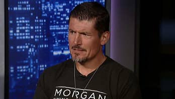 Kris Paronto opens up about his struggles with PTSD on 'The Story.'