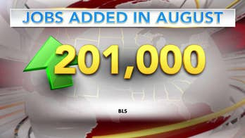 Unemployment rate stays the same at 3.9 percent.