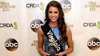 Miss America contestant Emili McPhail addresses NFL protests