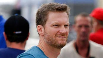 Former NASCAR racing driver Dale Earnhardt Jr. claims he sustained 20 to 25 concussions during his career. He admits to keeping it a secret.