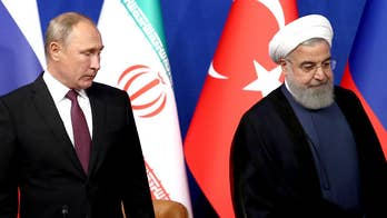 Concerns grow about Russia, Iran-backed offensive on Idlib