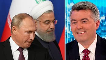 Republican member of the Senate Foreign Relations Committee Cory Gardner says Russia should be named a state sponsor of terrorism.