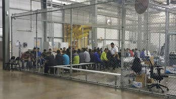 Trump administration moves to withdraw from court agreement that set time limit for detaining immigrant children; Jonathan Hunt reports from Los Angeles.