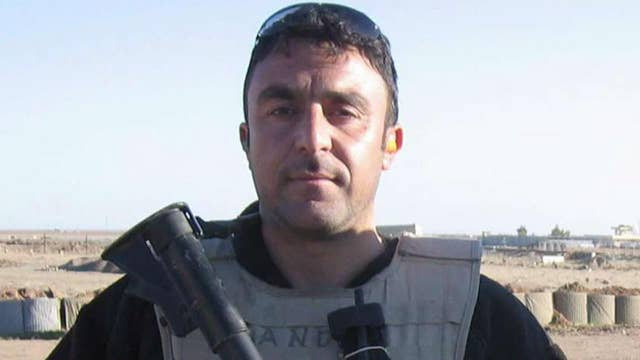 US troops seek visas for family of heroic Iraqi interpreter