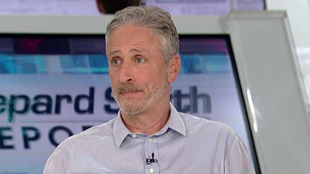 Jon Stewart fights for 9/11 victims, 17 years after attacks