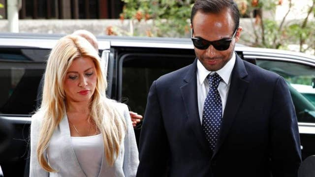 George Papadopoulos sentenced to 14 days in prison