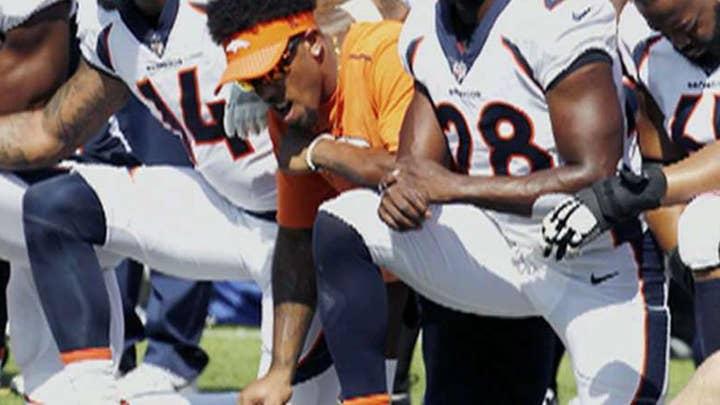 NFL season kicks off with no players taking a knee