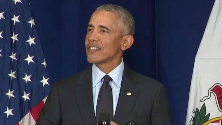 Obama: Everyone should vote because democracy depends on it