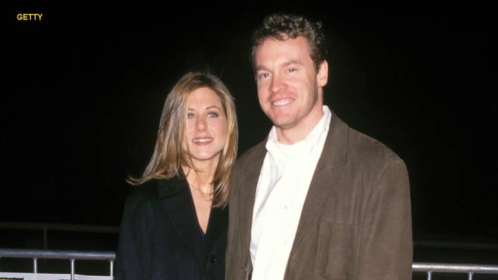 Jennifer Aniston's ex was 'dying inside' while filming 'Friends'