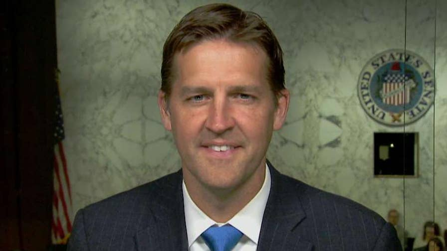 Republican lawmaker from Nebraska says there is too much soap opera in American politics. Sasse also argues the Kavanaugh hearings have been unproductive for Americans.
