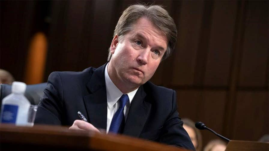 Despite protests and Democrats' anger over procedure, nothing emerged from Supreme Court nominee Brett Kavanaugh's testimony on Capitol Hill that will derail his confirmation, says 'Fox News Sunday' anchor Chris Wallace.