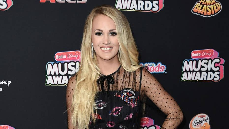 Carrie Underwood cancels shows in England due to illness