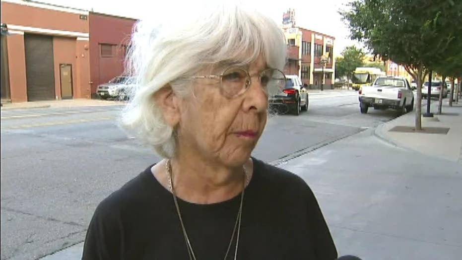 Neighbor reacts to shooting by off-duty officer in Texas