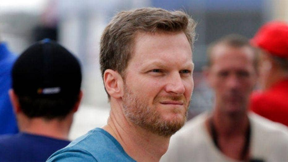 Dale Earnhardt Jr. Says He Had 20 to 25 Concussions During His Career - HIRES