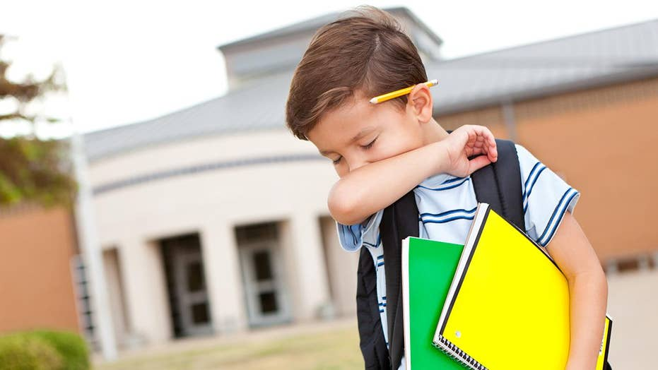 Most common back-to-school illnesses