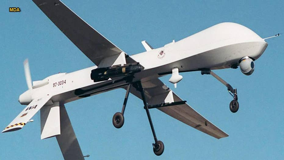 Laser-equipped drones will take out missile threats to the US