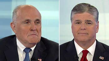 Trump's legal team says the president will not answer Mueller's questions about obstruction of justice; Rudy Giuliani explains on 'Hannity.'
