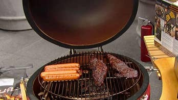 Top foods for tailgating season