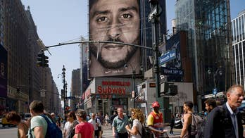 National Association of Police Organizations president Michael McHale is leading the charge against Nike following the apparel giant's decision to highlight Colin Kaepernick.