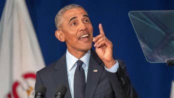 Former President Obama hits the campaign trail in support of Democratic midterm candidates; talk radio host Ross Kaminsky weighs in.