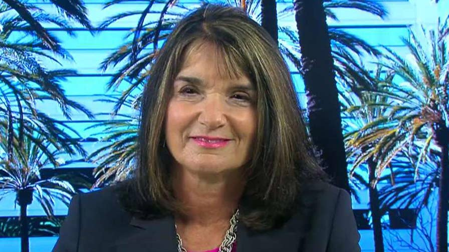 House Republican candidate Diane Harkey on whether former President Obama's return to the campaign trail will energize California Democrats.