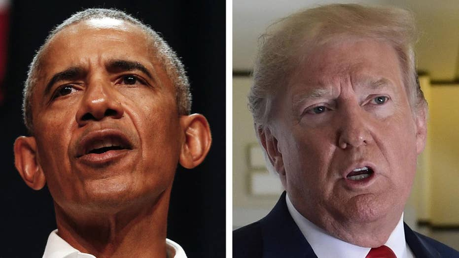 Eric Shawn: Obama vs. Trump: who wins?