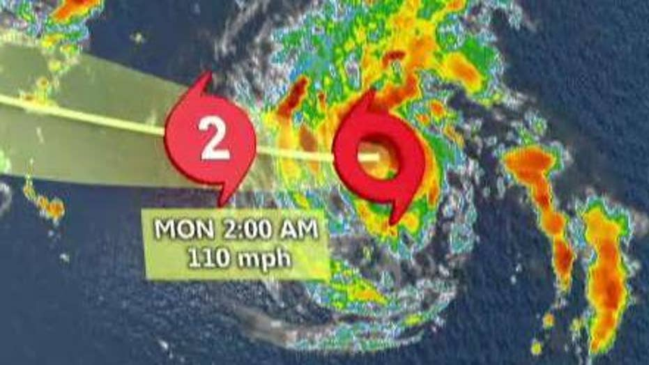 Tropical Storm Florence expected to strengthen quickly