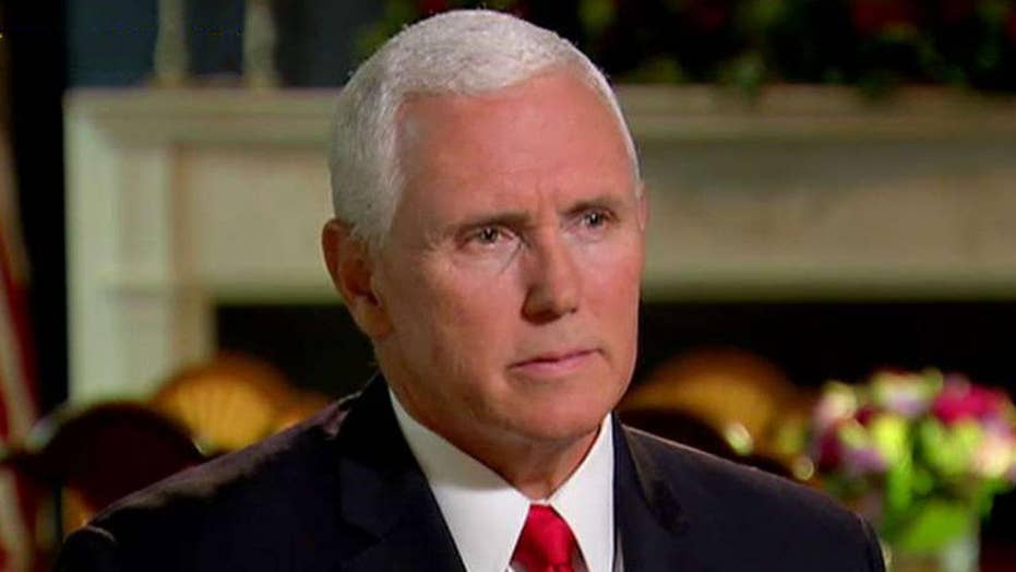 Pence: The American people rejected the direction of Obama