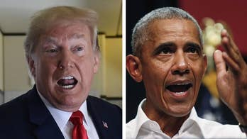 Trump vs. Obama in rallying their party before the 2018 midterm elections.