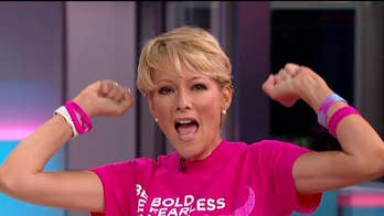Fox News supports Gerri Willis in NYC Race for the Cure