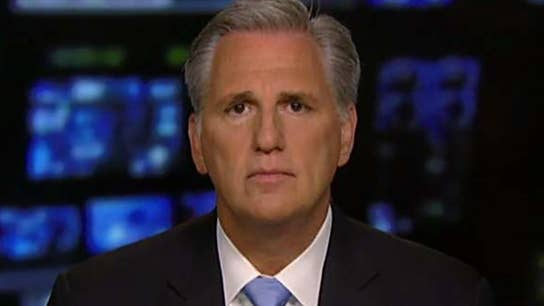 Rep. Kevin McCarthy fires back at anonymous NYT op-ed author