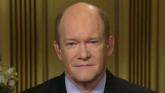 Chris Coons on whether Democrats can block Kavanaugh