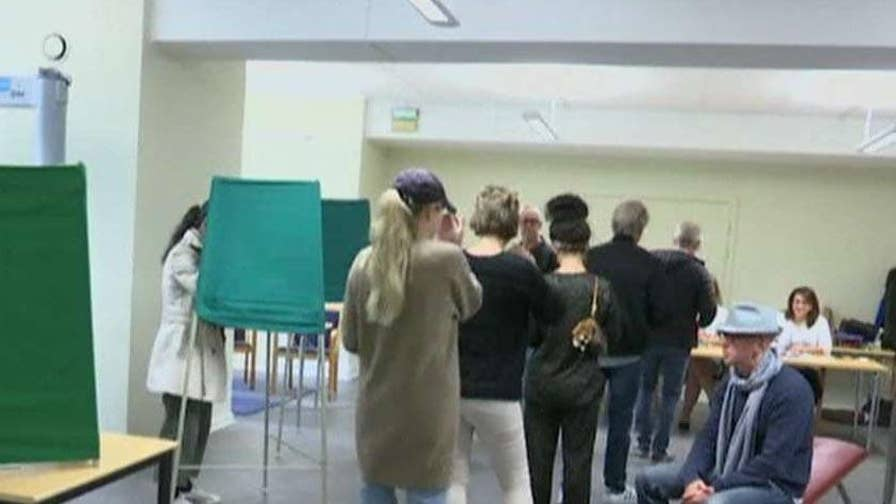 Sweden votes in general election after heated campaign focused on immigration.