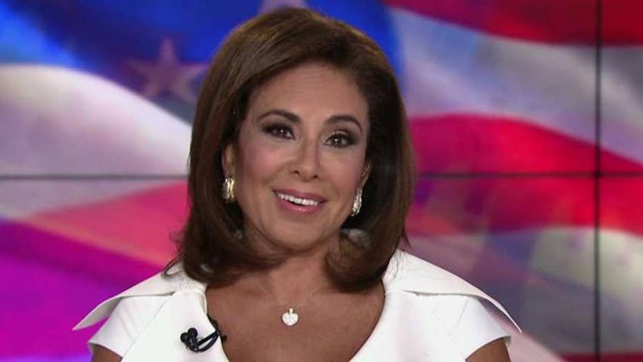 Judge Jeanine: You're the reason Trump is president, Barack