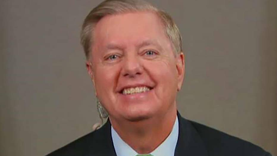 Graham on Kavanaugh hearings, bid to declassify documents