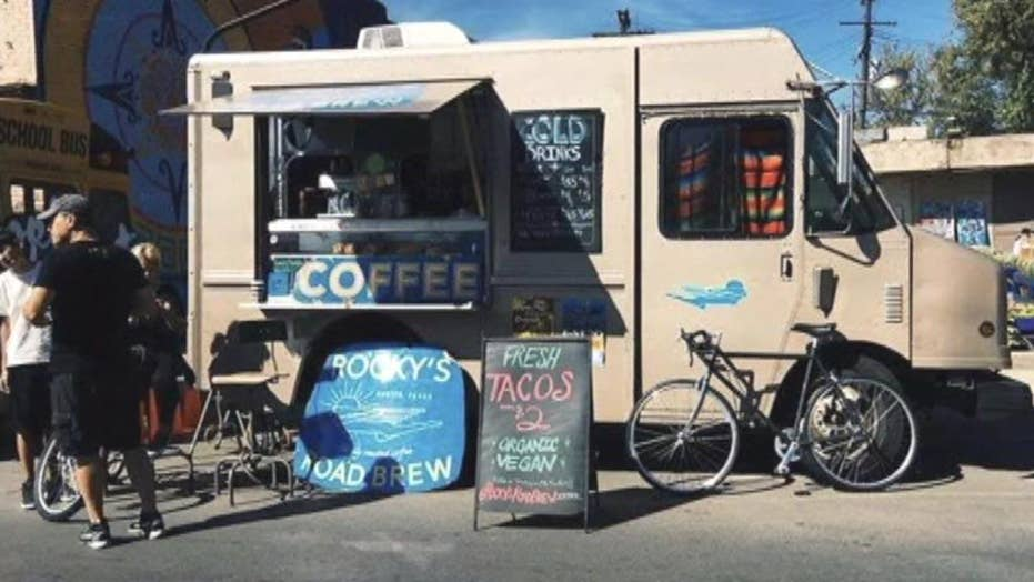 Food truck owner refuses to serve law enforcement