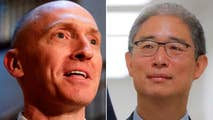 The documents reportedly relate to the surveillance of former Trump campaign adviser Carter Page and to Justice Department official Bruce Ohr's contacts with Christopher Steele, the former British intelligence agent who put together the anti-Trump dossier.